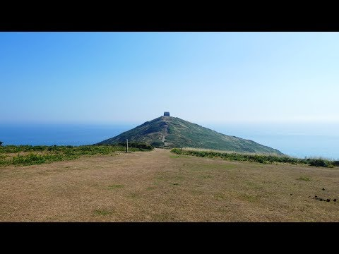 My Walk from Plymouth To Rame Head Heritage Coast St Michael's Chapel