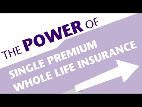 The Power of Single Premium Whole Life Insurance