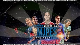 MJPES PATCH 4.2 AIO DOWNLOAD , PES 2017 PC