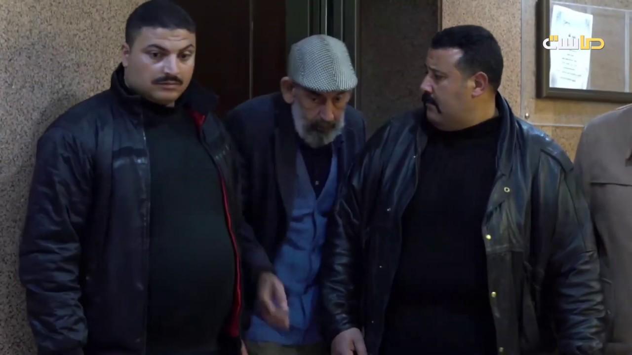 شبكة المجد:لحظة اختطاف كريم من المستشفى