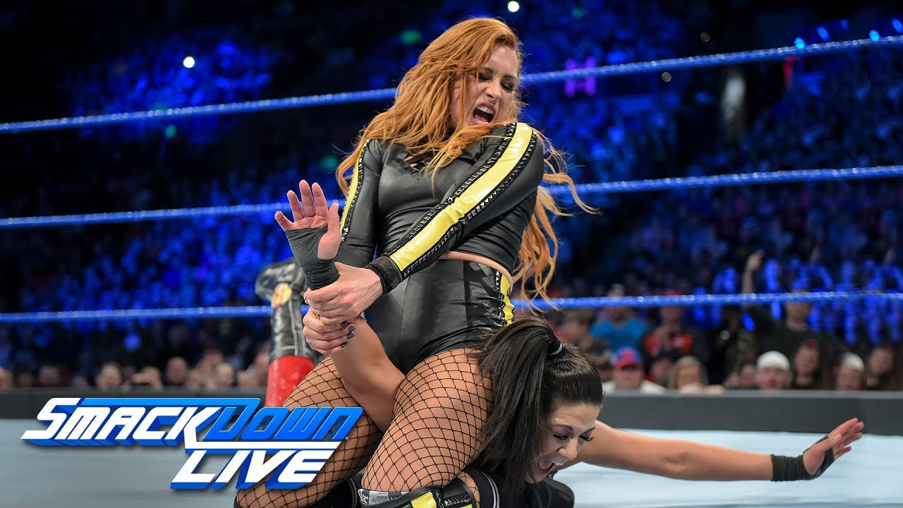 Becky Lynch vs. Bayley: SmackDown LIVE, April 30, 2019