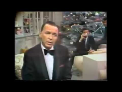 Frank Sinatra at The Dean Martin Show  Have Yourself A Merry Little Christmas    CHRISTMAS