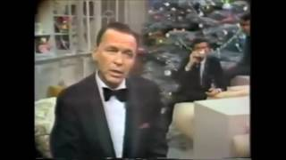 "Frank Sinatra at The Dean Martin Show - ""Have Yourself A Merry Little Christmas"" - LIVE - CHRISTMAS"