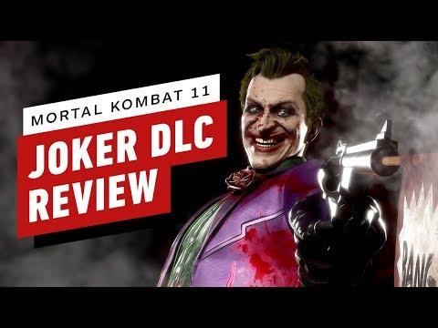 Mortal Kombat 11 - The Joker DLC Review
