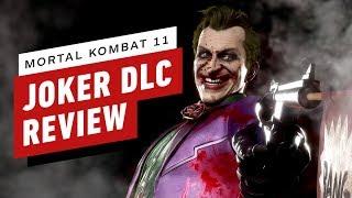 Mortal Kombat 11 - The Joker DLC Review (Video Game Video Review)