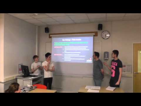 Community Sports Development TL3072- Stefan Renwick, Luke Shale, Kai Stephenson, Jordan Dooley