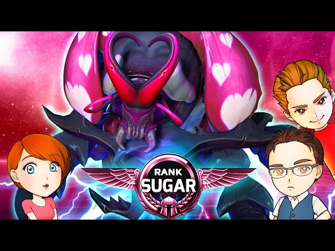 Rank Sugar | Kiyeberries, Pureshield & AverageAdam | TGN Squadron Heroes of the Storm Rank Gameplay