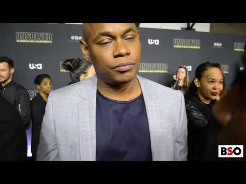 BOKEEM WOODBINE ON LEAVING PARTY RIGHT BEFORE BIGGIE WAS KILLED & ROLE ON UNSOLVED