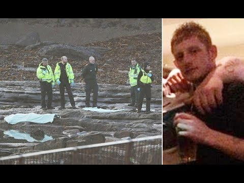 First picture of man found d ead on a beach in Tyneside