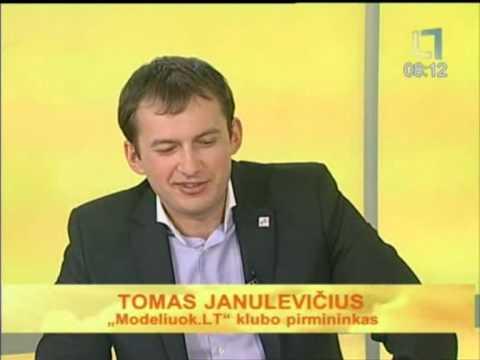 """Lietuvos modeliuotojų klubas """"Modeliuok.LT"""""""