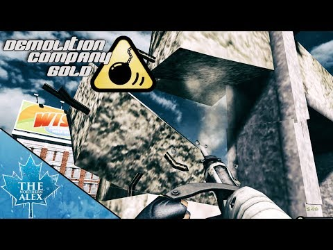 Demolition Company Gold #1 - Back to the roots -