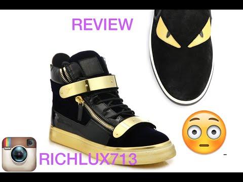Giuseppe Zanotti Sneakers & Designer Shoes