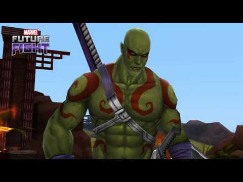 MARVEL Future Fight : All-New, All-Different New Year