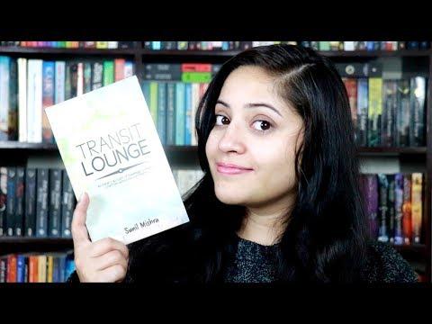 Indian Travel Memoir: Transit Lounge by Sunil Mishra   Booktuber India