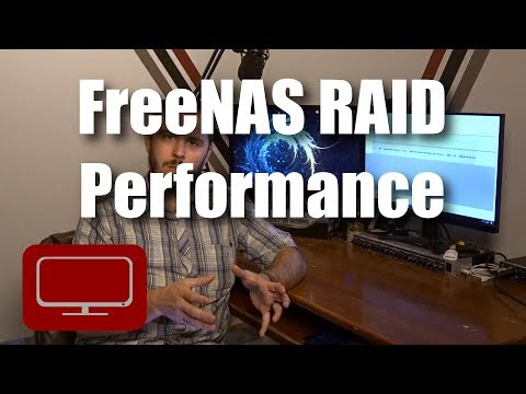FreeNAS Raid Performance Comparison