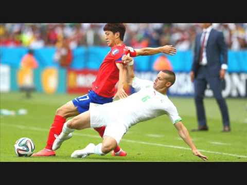 Algeria vs South Korea  4-2  - 2014 World Cup FULL MATCH [REVIEW]