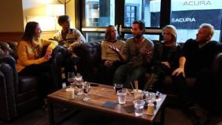 """Life After Beth"" Filmmaker & Cast Talk Aubrey Plaza & Zombies"
