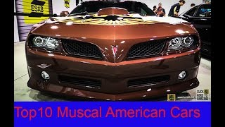 Top 10 New Muscle Cars American Coming in 2018 - Best Upcoming Fast Cars By { All Is Here }