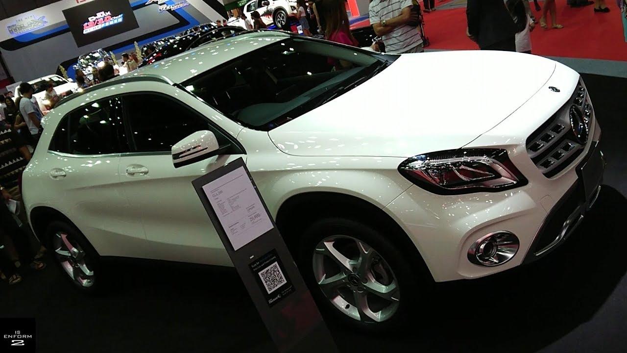 พาชม 2019 Mercedes Benz Gla200 Urban Facelift ภายนอก ภายใน