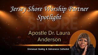Apostle Laura V. Anderson of Emmanuel Healing and Deliverance Interview