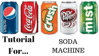 Soda Station- How to use the m…