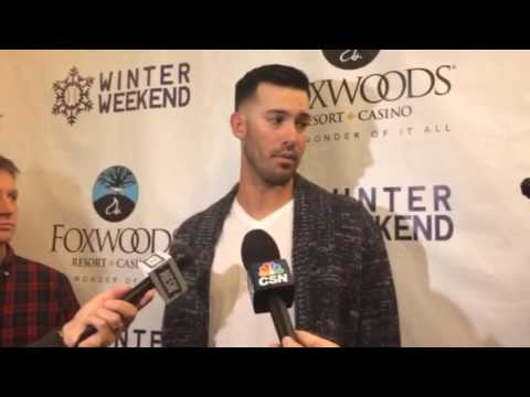 Rick Porcello excited for Red Sox rotation with Chris Sale