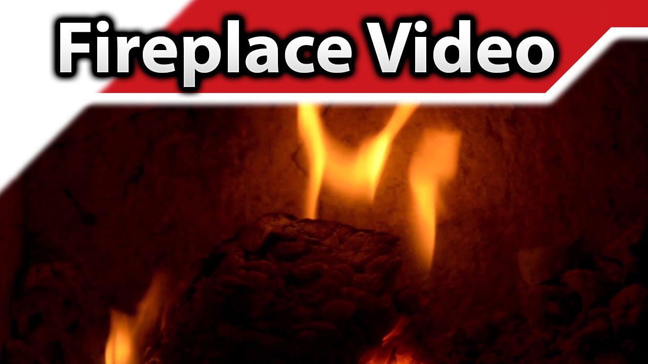 ▻ Fireplace Video 5 h