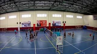 Atakent Elit - Vakıfbank Midi Kızlar Voleybol Maçı 2.SET