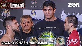 Face to Face GFC20 | Vazn o'lchash marosimi!