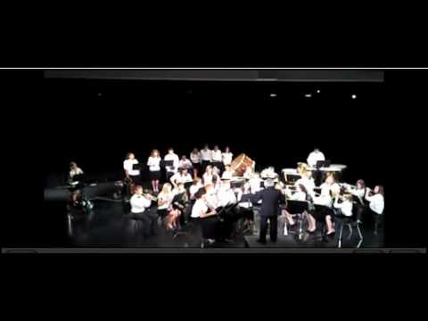 Chandler High School Band-West Highlands Sojourn (Mov. 2 and 3)