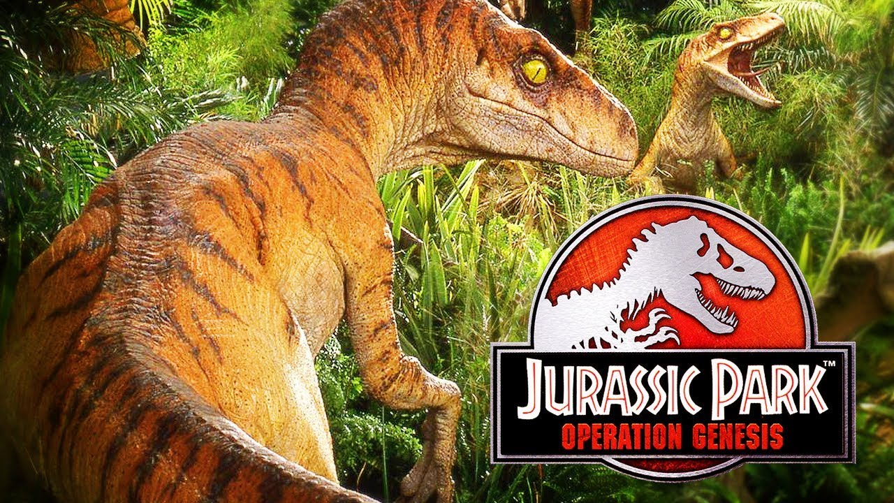 LOST WORLD STYLE TIGER RAPTORS! | Jurassic Park: Operation Genesis Mod Spotlight