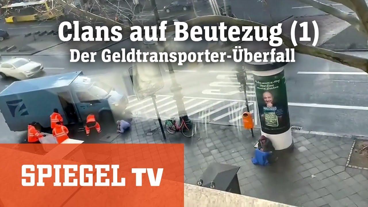 Download Clans auf Beutezug (1): Der Geldtransporter-Überfall   SPIEGEL TV