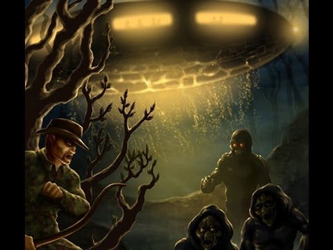 """Aliens in the Forest"" Interview with Jim Harold of Paranormal Podcast"