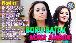 Rany Simbolon - Mitha Talahatu | Lagu Batak - Ambon | Nona Ambon - Boru Batak (Official Music Video)