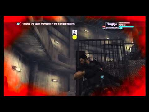 Game Fly Rental (1) Binary Domain Part-7 Chapter 2-4