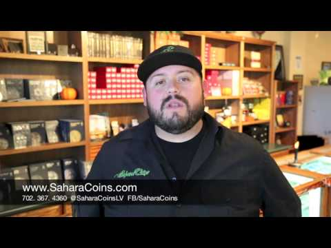 Sahara Coins Ribbon Cutting Event with Henderson Chamber of Commerce pt. 5