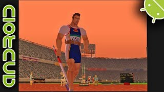 International Track & Field 2000 | NVIDIA SHIELD Android TV | Mupen64Plus FZ Emulator | Nintendo 64