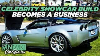 Building my one-off Corvette Z06 showcar became a business