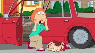 Family Guy | Lois runs over Stewie