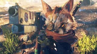 BIOMUTANT - OFFICIAL GAMEPLAY TRAILER (New Open World RPG Game 2018)