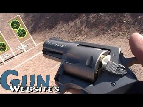 Charter Arms Pitbull .40 s&w Revolver