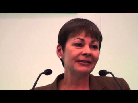 Caroline Lucas speech at Green Party conference 2013