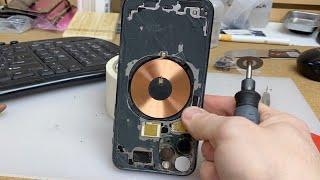 НЕ БИТ НЕ КРАШЕН, В РЕМОНТЕ НЕ БЫЛ. Пользовались аккуратно... iPhone 11 Pro ремонт