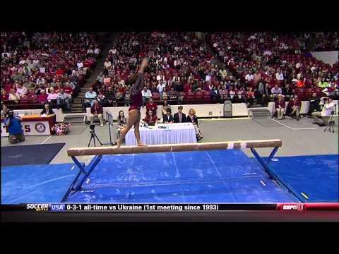 2014 NCAA Women's Gymnastics - Alabama vs Florida (1080i)_NastiaFan101