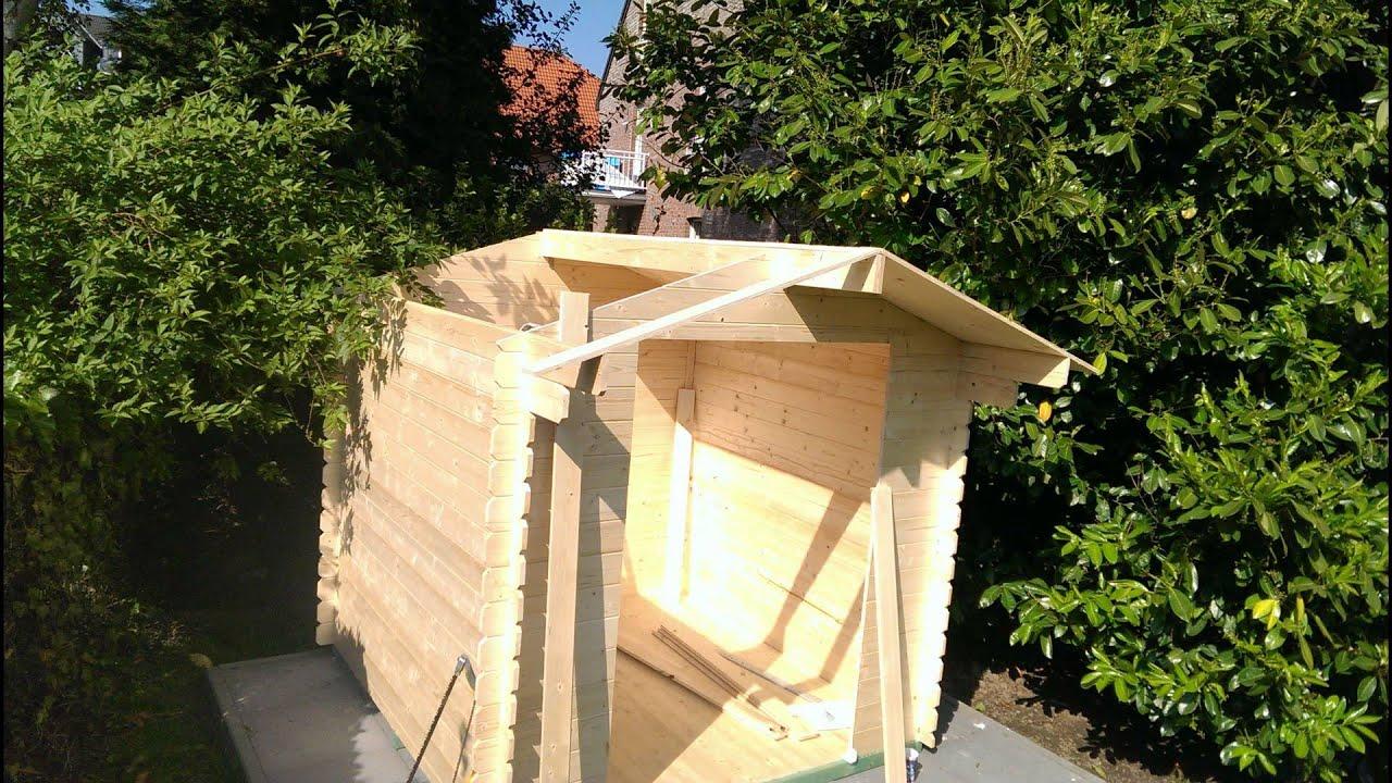Fußboden Gartenhaus Ytong ~ Gartenhaus fundament youtube