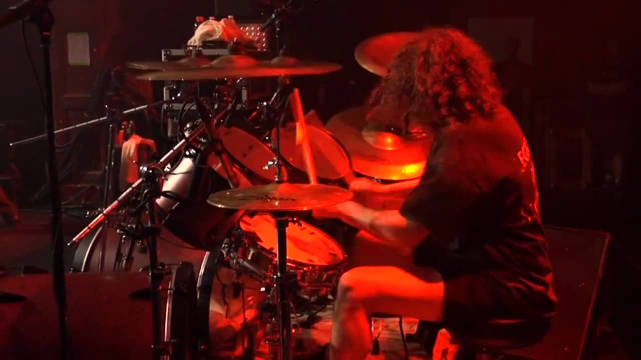 Cannibal corpse hammer smashed face live