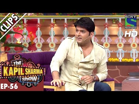 Kapil In Trouble -The Kapil Sharma...