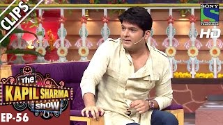 Kapil In Trouble -The Kapil Sharma Show-Ep56-30th Oct 2016