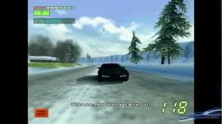 【ShadowPlay】 Knight Rider 2 [PS2] 『Part 1 - Missions 1&2』 Ski and derping vacation.