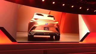 NAIAS 2018: Lexus concept vehicle LF-1 Limitless thumbnail